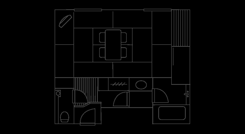 和室(12畳)